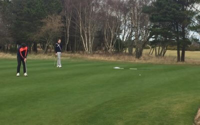 PLF Winter Series #2 – Nairn Dunbar Golf Club
