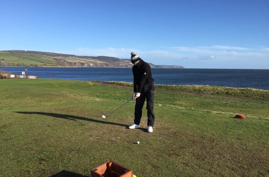 PLF Winter Series #3 – Fortrose & Rosemarkie Golf Club