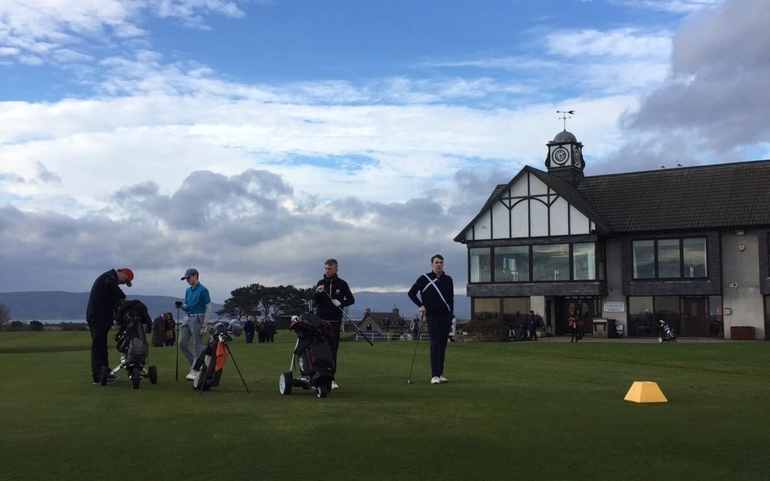 PLF Winter Series #1 – Royal Dornoch (Championship)