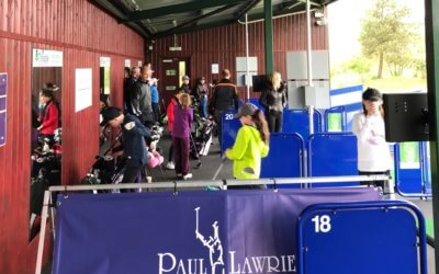 Paul Lawrie Foundation Flag – Sunday 26th May 2019 – PLGC