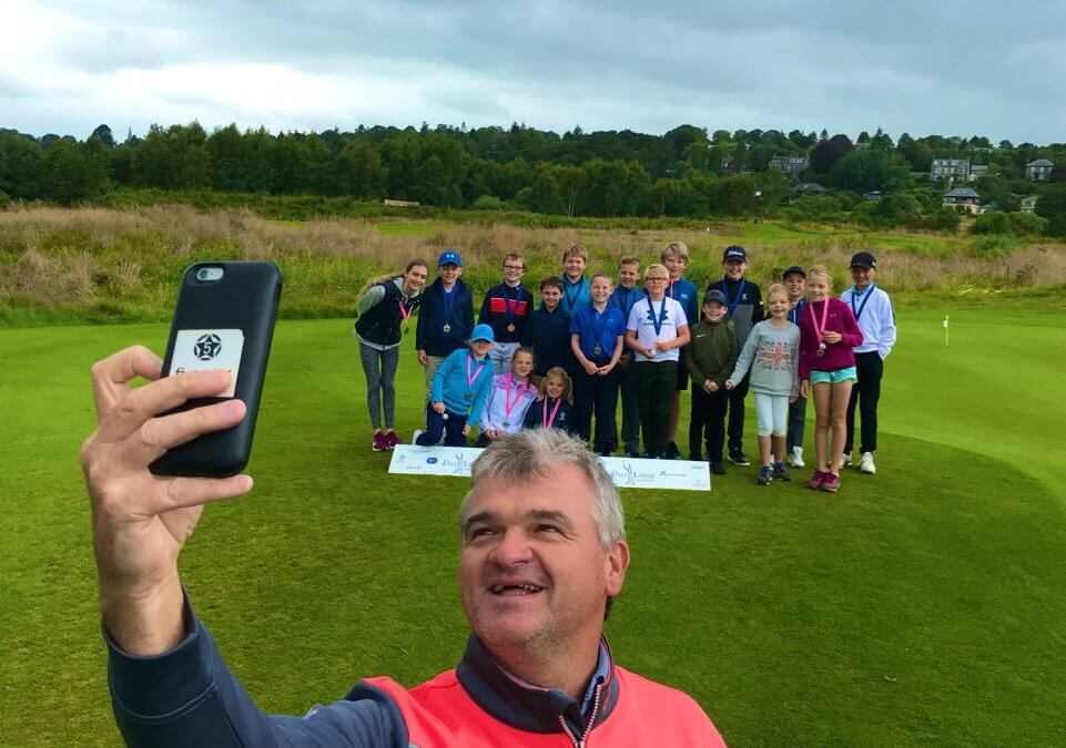 PLF U10s & U12s Flag – Paul Lawrie Golf Centre – 11th August 2019