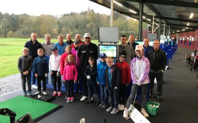 Paul Lawrie Foundation Adult/Child Top Tracer Scramble – 3rd November 2019 – Report/Results