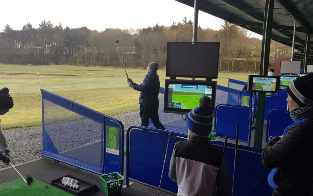 Adult/Child TopTracer Pairs – Paul Lawrie Golf Centre – Sunday 15th December